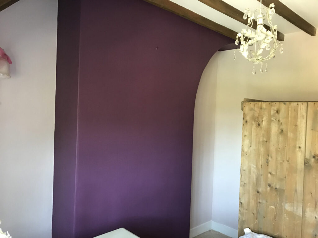 dustless sanding, internal painting, external painting, lining and paper hanging, kitchen cabinet and furniture painting.